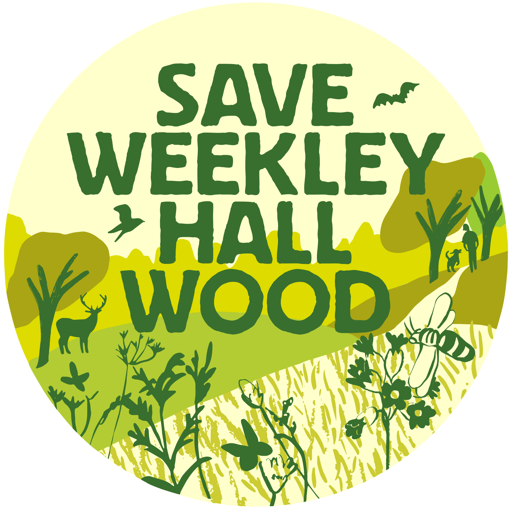 Save weekley hall wood
